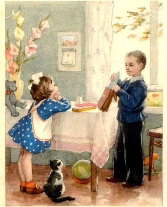 ВЕЛИКИЙ СОВЕТСКИЙ ПЕДАГОГ О ТОМ, КАК УЧИТЬ И ВОСПИТЫВАТЬ ДЕТЕЙ